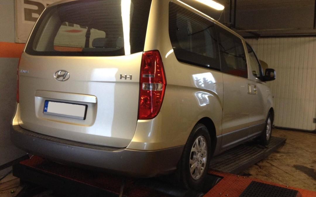 Hyundai H1 – chiptuning