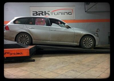 BMW E90 2.0 – chiptuning + DPF