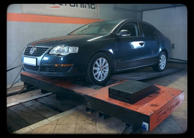 VW Passat b6 – chiptuning