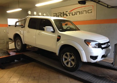 Ford Ranger – chiptuning