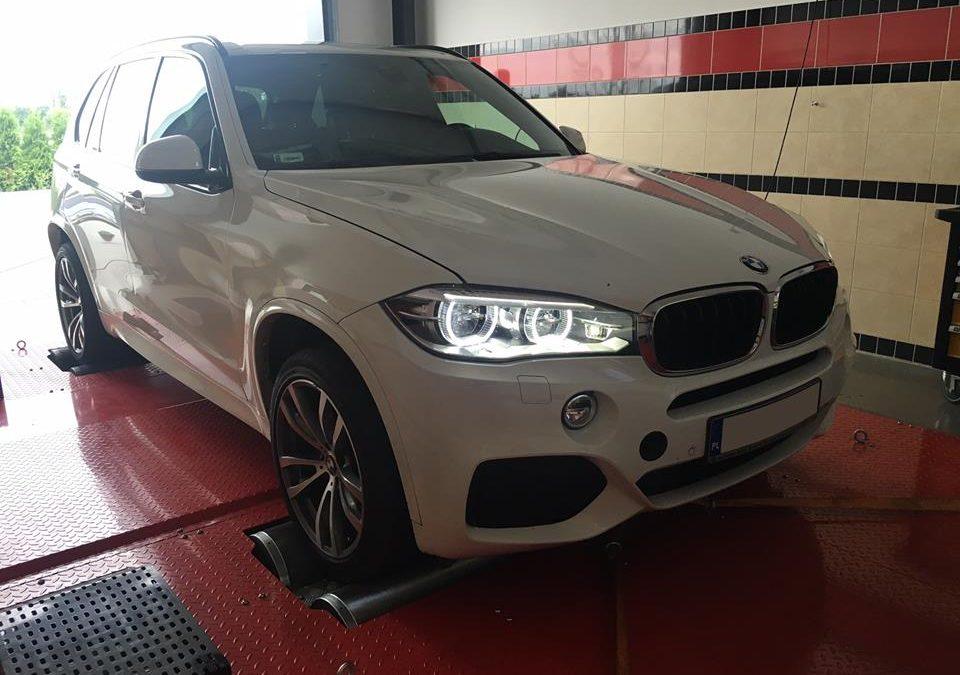 BMW X5 F15 3.0d
