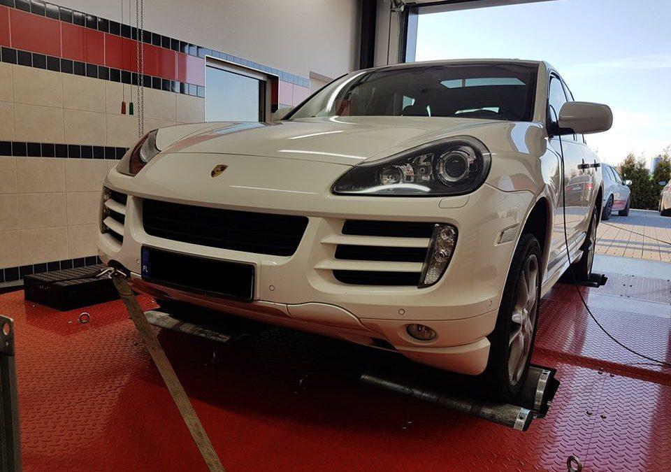 Porsche Cayenne 3.0 V6