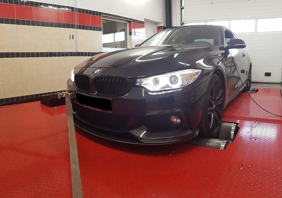BMW F32 428i