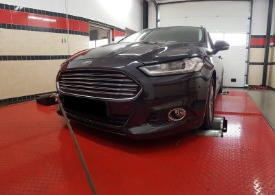 Ford Mondeo MK5 2.0