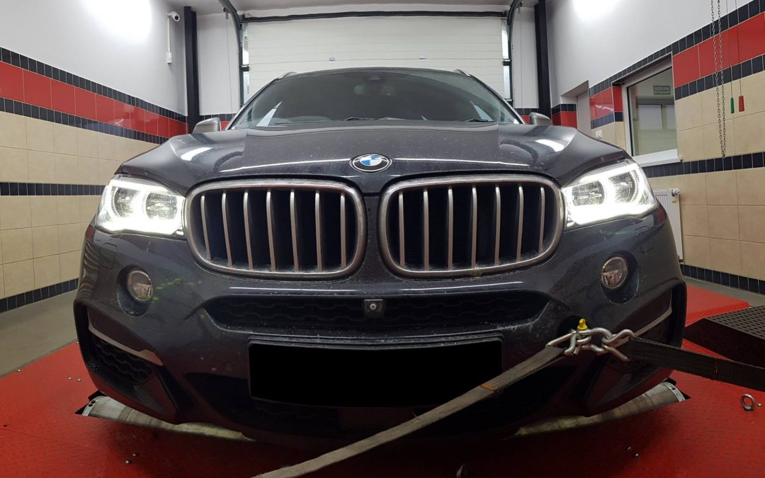 BMW F16 X6