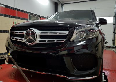 Mercedes Benz GLS 350CDI